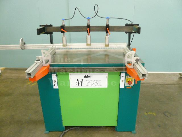The Machine Warehouse Listing:  1995 Detel M-29 Construction Borer