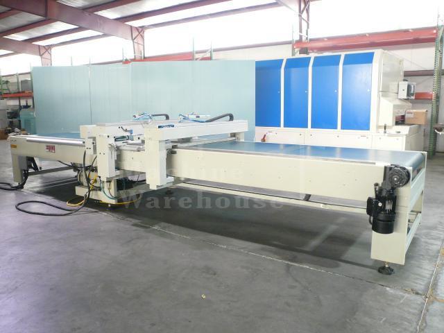 The Machine Warehouse Listing:  2002 CPC PAO 45 90