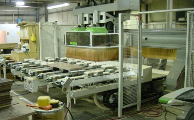 The Machine Warehouse Listing:   Biesse Arrow