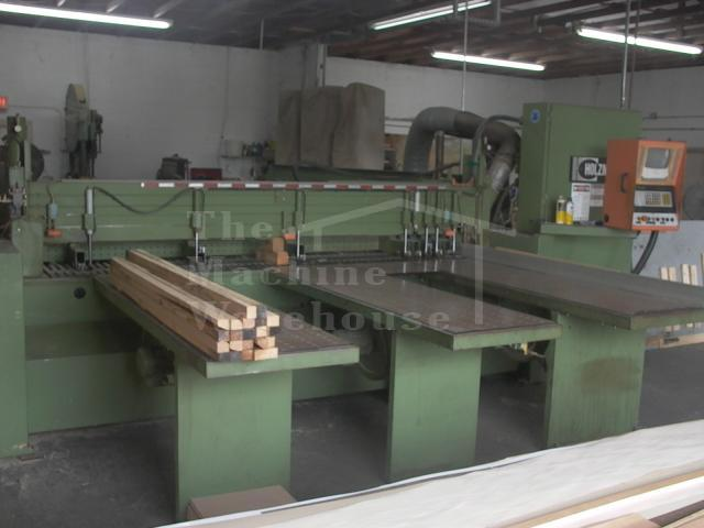 The Machine Warehouse Listing:  1991 Holzma HPP 91-31