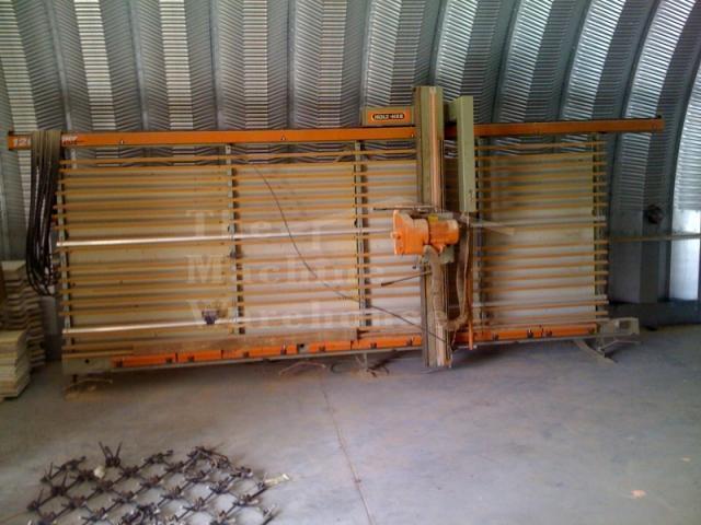 The Machine Warehouse Listing:  1985 Holz-Her 1265 Supercut
