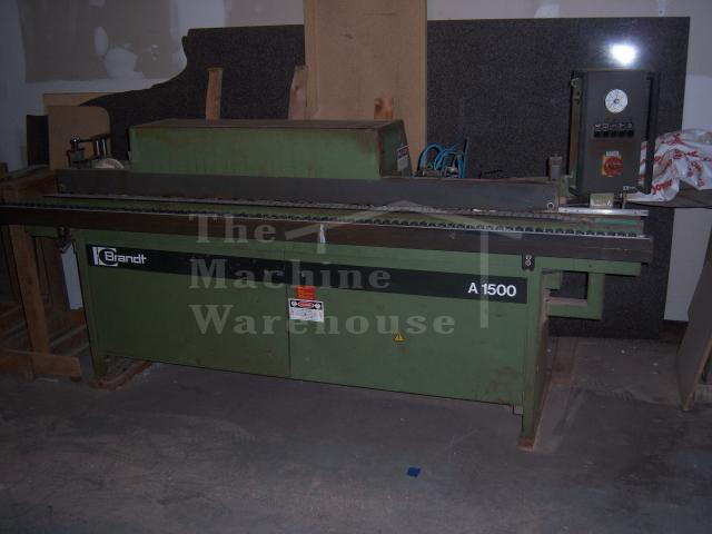 The Machine Warehouse Listing:  1989 Brandt A-1500