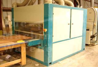 The Machine Warehouse Listing:  2005 Optisand R52V
