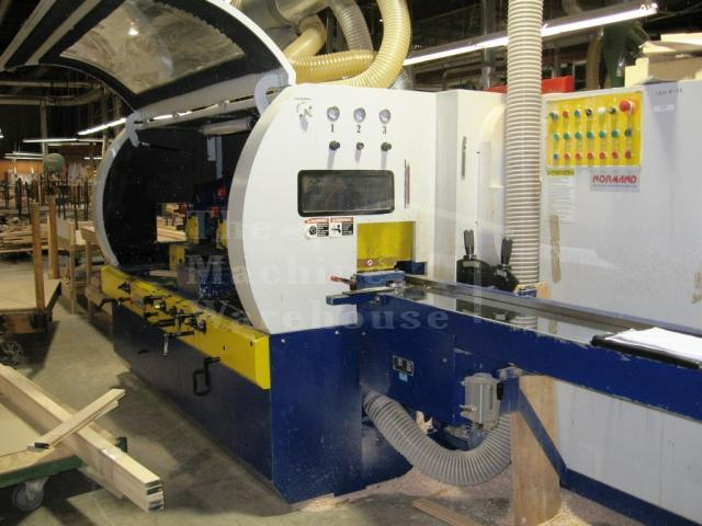 The Machine Warehouse Listing:  2002 Leadermac 623C