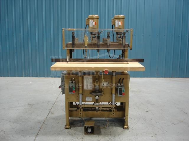 The Machine Warehouse Listing:   Doucet Machineries 700-3