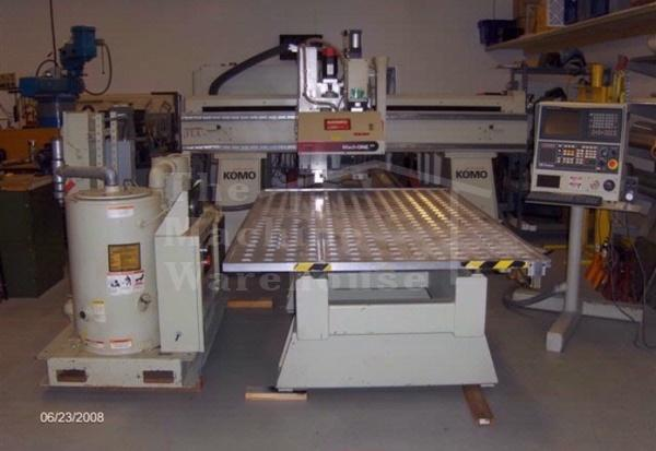 The Machine Warehouse Listing:  2000 KOMO VR 508 Mach I
