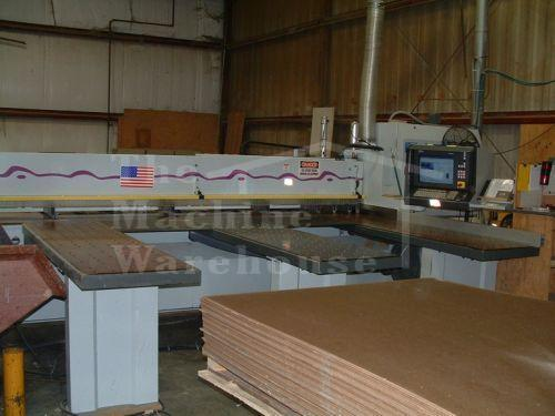 The Machine Warehouse Listing:  2000 Holzma HPP 81 3800