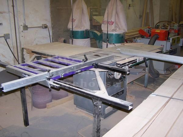 The Machine Warehouse :: Woodworking Equipment :: Saw - Sliding Table ...