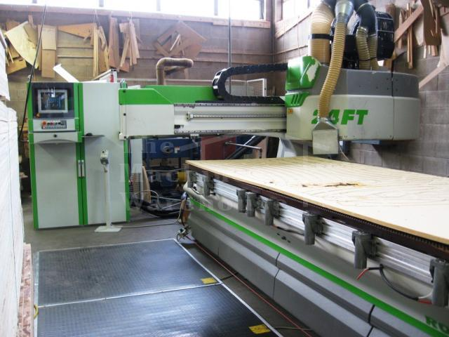 The Machine Warehouse Listing:  2002 Biesse Rover 24 FTS