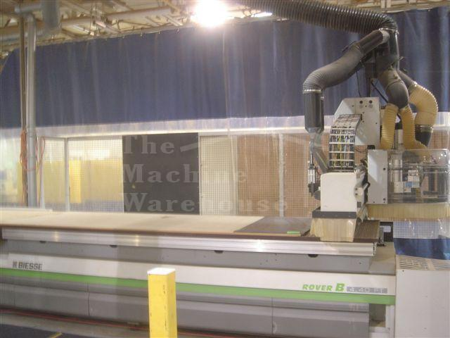 The Machine Warehouse Listing:  2007 Biesse Rover 4.40 FT