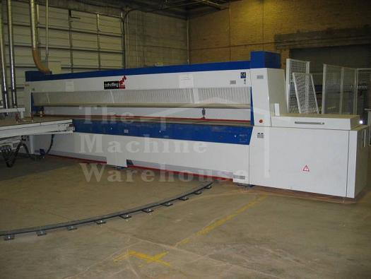 The Machine Warehouse Listing:  2006 Schelling FL-H580 MCS-F