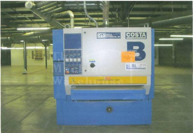 The Machine Warehouse Listing:  2005 Costa Levigarici BL XL20 1350