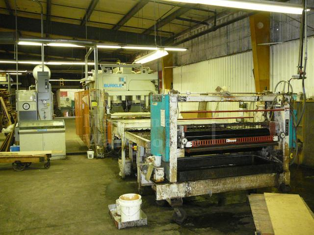 The Machine Warehouse Listing:  1999 Burkle HMFE03BK