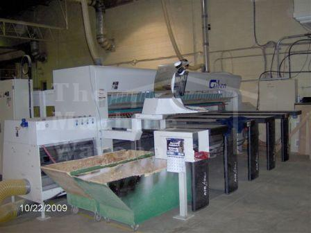 The Machine Warehouse Listing:  2006 Giben X3000 H115 SPT