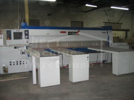 The Machine Warehouse Listing:  2004 Schelling FMH-430