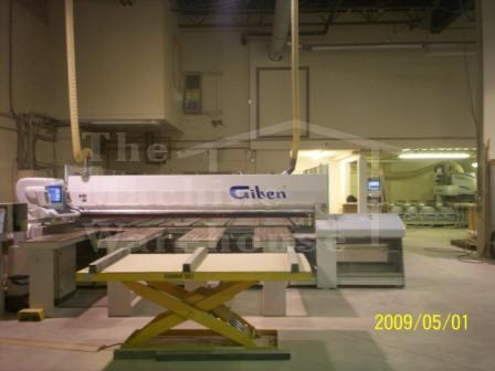 The Machine Warehouse Listing:  2005 Giben Prismatic 2 H115 SP