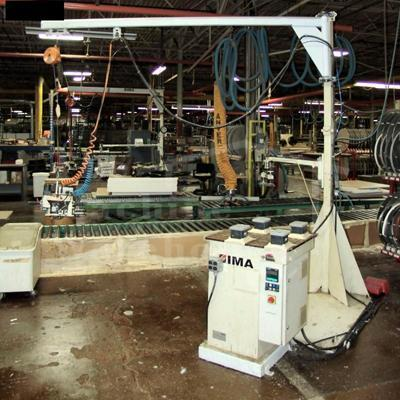 The Machine Warehouse Listing:  2000 IMA HKA