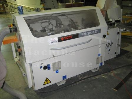 The Machine Warehouse Listing:  2004 SCMI K201-HF-E