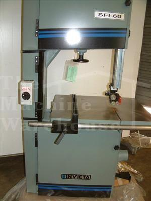 The Machine Warehouse Listing:  2006 Invicta SFI-60