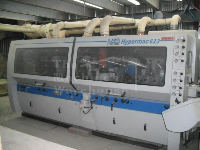 The Machine Warehouse Listing:  2009 Leadermac Hypermac LMC-623H