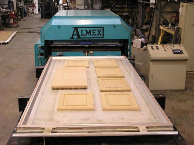 The Machine Warehouse Woodworking Equipment Press