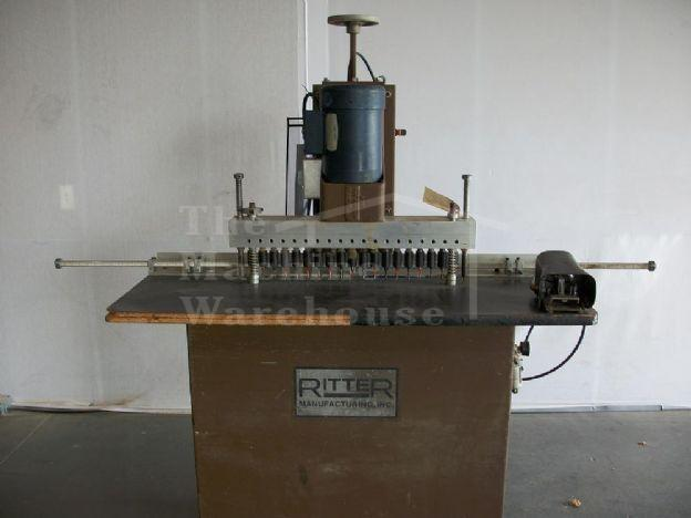 The Machine Warehouse Listing:  198? Ritter R-19-F3