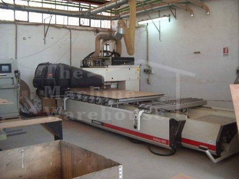 The Machine Warehouse Listing:  2002 Morbidelli Author 600