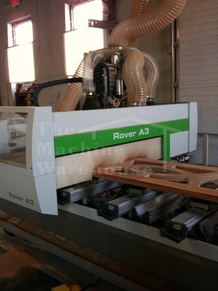 The Machine Warehouse Listing:  2008 Biesse Rover A3.30