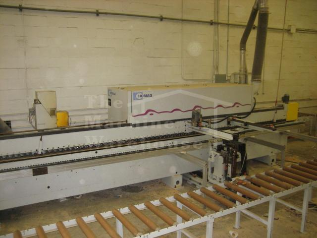 The Machine Warehouse Listing:  2003 Homag Optimat KL76