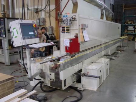 The Machine Warehouse Listing:  2006 IMA Novimat High Speed