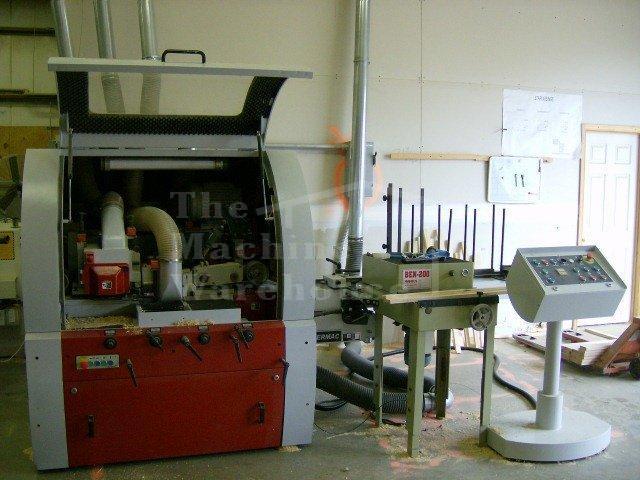 The Machine Warehouse Listing:  2005 Leadermac Smartmac 423S