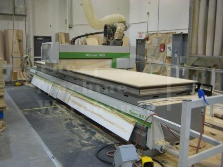 The Machine Warehouse Listing:  2007 Biesse Rover A3