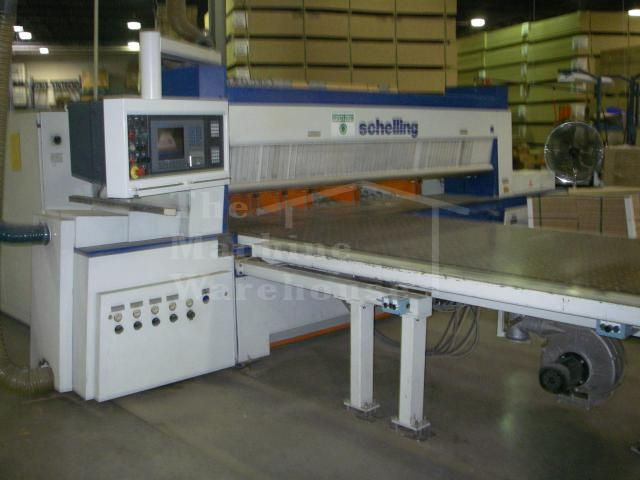 The Machine Warehouse Listing:  1999 Schelling FL-330-310