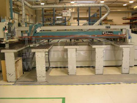 The Machine Warehouse Listing:  1994 Giben Prismatic 301-SPT