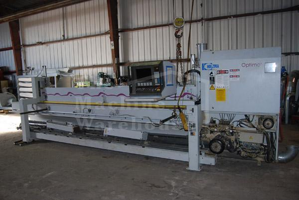 The Machine Warehouse Listing:  1997 Holzma HPP 81 4200