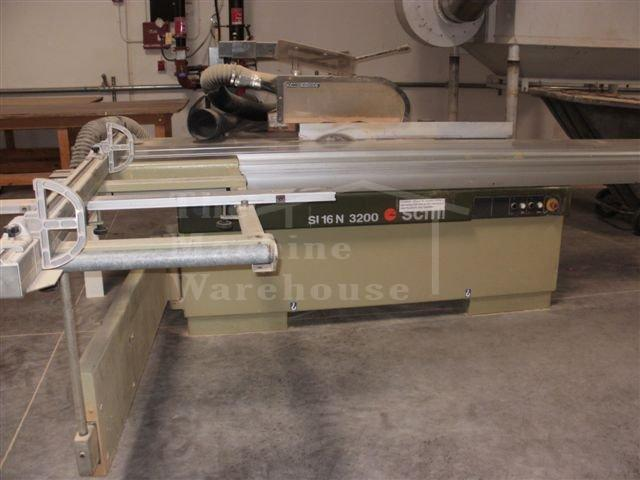 The Machine Warehouse Listing:  1999 SCM SI-16