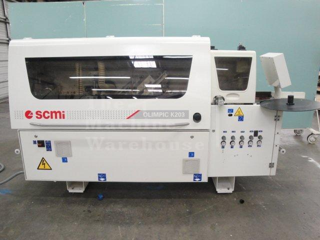 The Machine Warehouse Listing:  2006 SCMI K-203