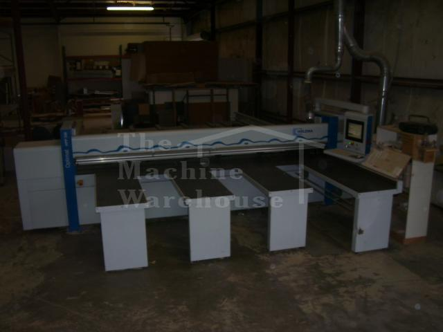 The Machine Warehouse Listing:  2008 Holzma HPP 350-3100 Optimat