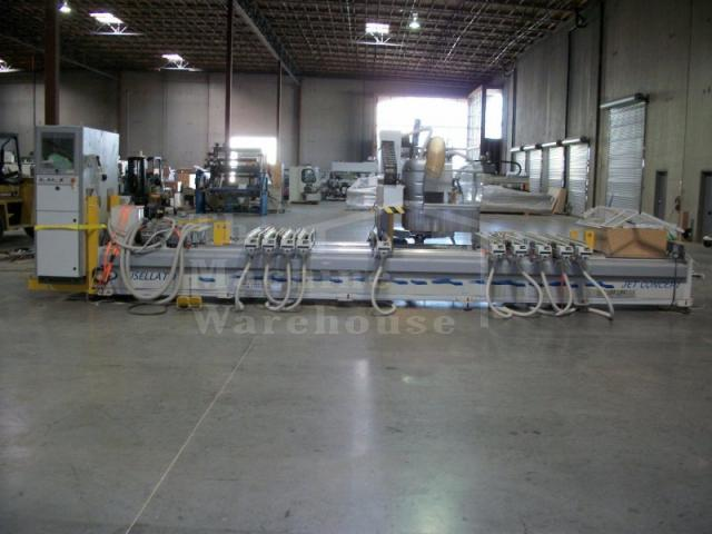 The Machine Warehouse Listing:  2005 Busellato Jet Concept M XXL