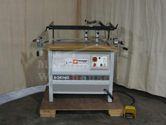 The Machine Warehouse Listing:  2004 Maggi R5