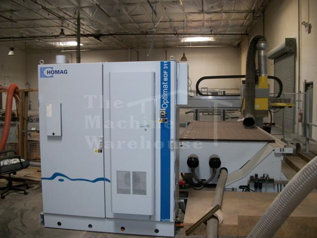 The Machine Warehouse Listing: 2003 Homag Optimat BOF 311