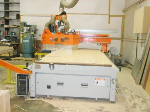 The Machine Warehouse Listing:  2005 Omnitech Salexx PAL