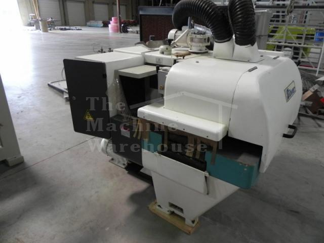 The Machine Warehouse Listing:  2007 Silver SMRS-300