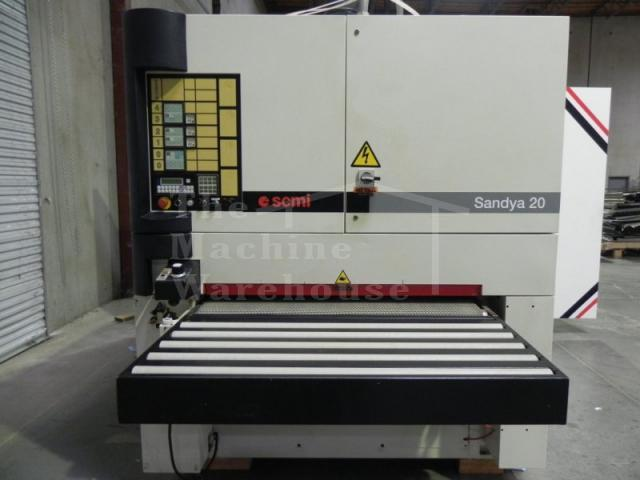 The Machine Warehouse Listing:  2000 SCMI Sandya 20 RRCS-135