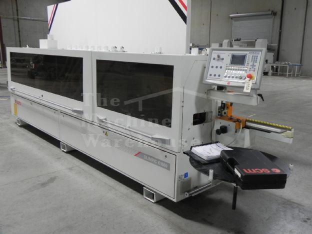 The Machine Warehouse Listing:  2007 SCMI Olimpic K1000 FRT