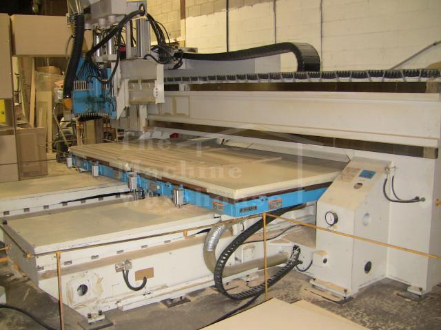 The Machine Warehouse Listing:  1999 Shoda SuperMax P2C