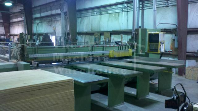 The Machine Warehouse Listing:  1993 Holzma HPP 91-41