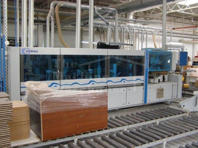 The Machine Warehouse Listing:  2004 Homag KAL 310