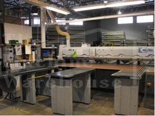 The Machine Warehouse Listing:  1998 Holzma HPL 11 38 16