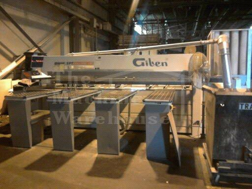 The Machine Warehouse Listing:  2007 Giben Onix 105 SPT